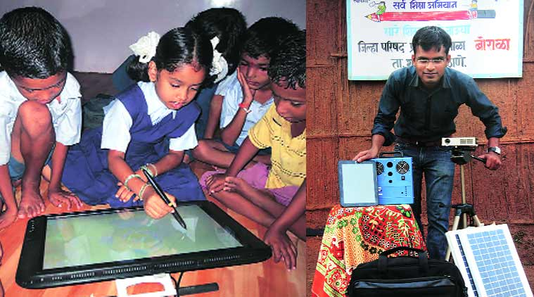 Digital India, PM Narendra Modi, Narendra Modi, PM Modi digital India, Digital India Mission, govt school, mumbai news, city news, local news, maharashtra news, Indian Express