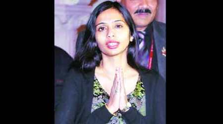 Home Ministry rejects Khobragade plea on dual citizenship forkids