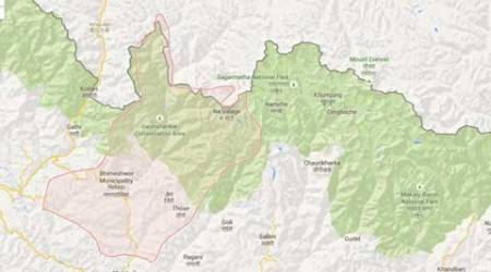 4.3-magnitude tremor hits Nepal