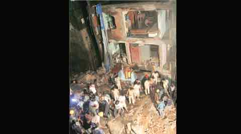 Dombivali building collapse, dombivali, mumbai building collapse, mumbai building collapse death, dombivali hotel collapse, dombivali colapse, mumbai news, india news, indian express