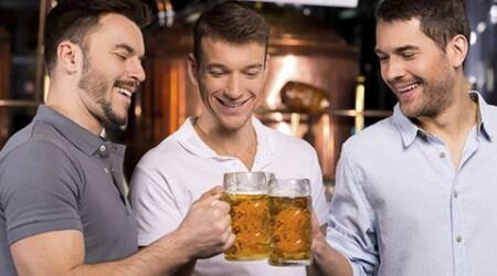 "Harmful drinking is a ""middle-class phenomenon"" that may be a hidden health and social problem in otherwise successful older people, said researchers. (Source: Thinkstock Images)"