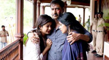Drishyam movie review: Ajay Devgn gets into his groove in second half
