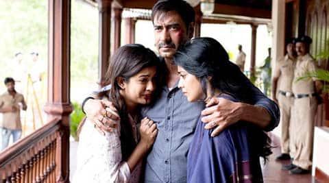 Drishyam review, Drishyam movie review, Ajay Devgn, Tabu, Drishyam 2015 movie review, Shriya Saran, Drishyam film review, Drishyam Hindi film review, Drishyam Hindi movie review, Ajay Devgn Drishyam movie, Tabu Drishyam Movie