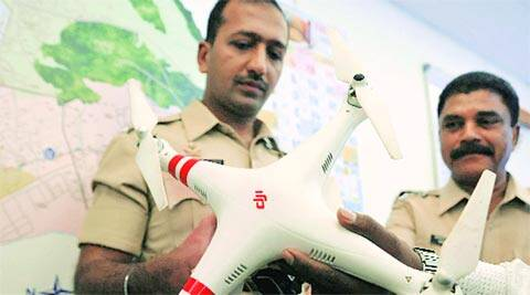 Mumbai Police, drones, TISS, terro attack, terror strikes, Tata Institute of Social Sciences, Mumbai news