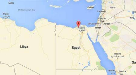 Policeman killed, 4 others injured in explosion in Egypt