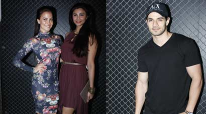 Elli Avram celebrates birthday with Sooraj Pancholi, Daisy Shah