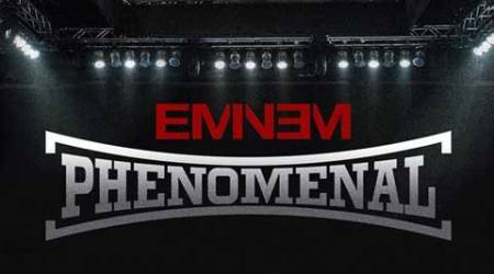 Eminem releases action-packed 'Phenomenal' music video