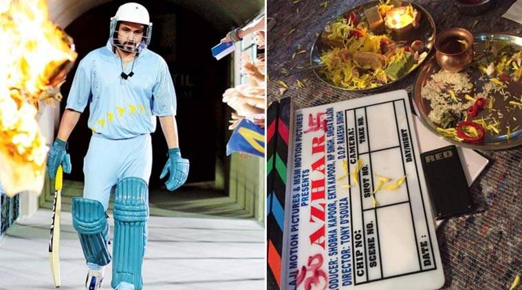 Emraan Hashmi, Emraan Hashmi Azhar, Emraan Hashmi Mohammad Azharuddin, Emraan Hashmi Twitter, Emraan hashmi Azhar Shoot, Emraan Hashmi Azhar Shoot Begins, Emraan Hashmi starts shooting for Azhar, Azhar, Azhar Movie, Azhar Movie trailer, Entertainment news