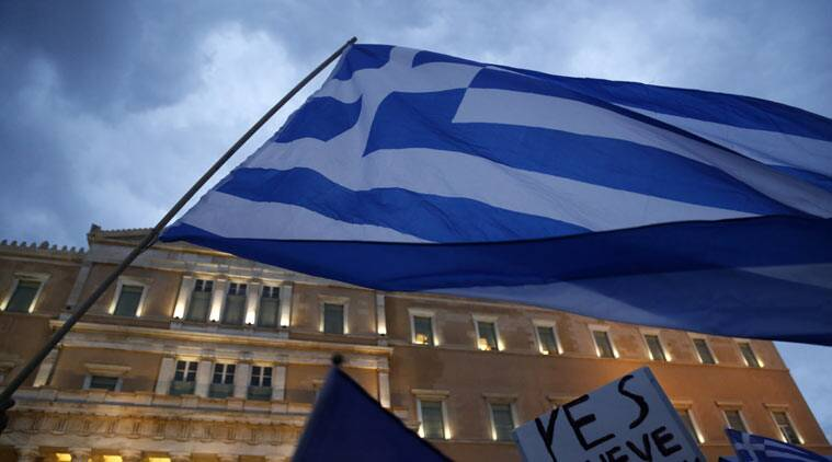 The Eurogroup, comprised of the 19 finance ministers of the euro area countries, is set to meet on Monday in Brussels and take up this review of Greek reforms.