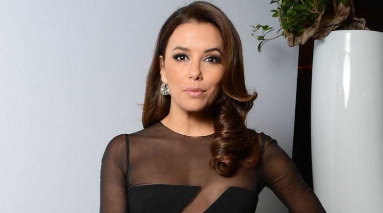 Eva Longoria, actress Eva Longoria, george clooney, Eva Longoria movies, Eva Longoria tv shows, Eva Longoria news, entertainment news