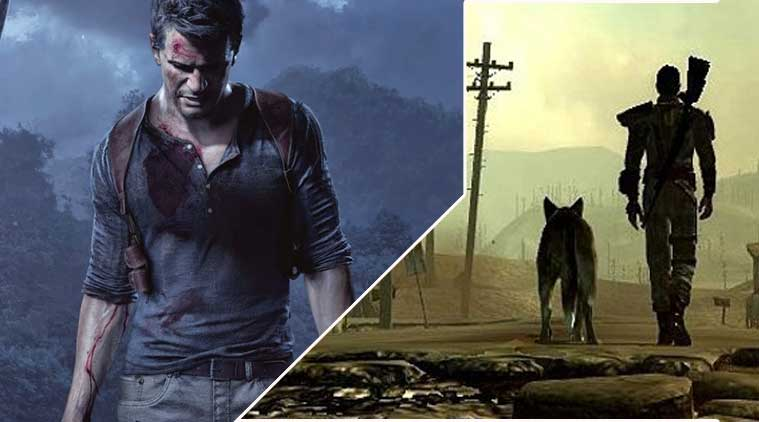 e3. e3 2015. fallout 4, uncharted 4, uncharted 4 a thiefs end, game, e3 game, e3 2015 games, games at e3 2015, e3 2015 game trailers. technology news