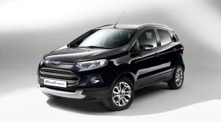 New Ford EcoSport revealed, gets updated dieselmotor
