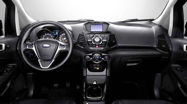 New Ford Ecosport Revealed Gets Updated Diesel Motor Auto