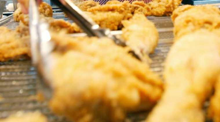 bmj medical journal, fried chicken fried fish higher risk of death, relationship between fried foods and mortality, indian express, indian express news