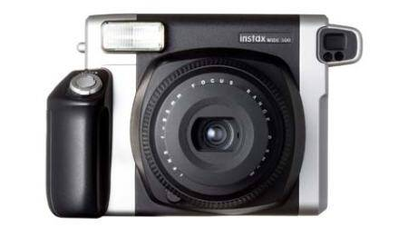 Fujifilm Instax WIDE 300 camera launched in India for Rs 9550