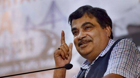 Congress, Nitin Gadkari, Land Aquisition Bill, Land Bill, anti-farmer stand, Man ki Baat, Narendra Modi, india news