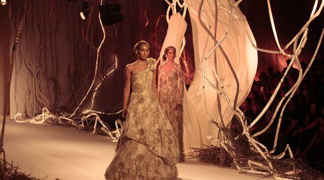 Amazon India Couture Week Day 2: Gaurav Gupta, Rahul Mishra impress with their collections
