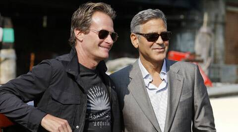 George Clooney, Rande Gerber, Actor Geroge Clooney, George Clooney Tequila, George Clooney Casamigos, George clooney Tequila Business, George Clooney Tequila Brand, George Clooney Rande Gerber, George Clooney Rande Gerber Tequila, George Clooney Rande Gerber Casamigos, George Clooney Rande Gerber Mexico, Entertainment news