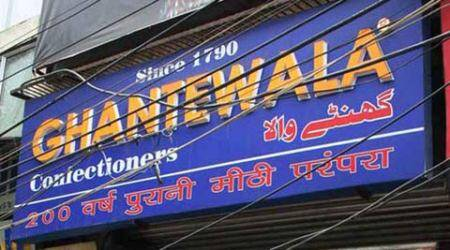Landmark 200-year-old sweet shop Ghantewala in Old Delhi shuts down