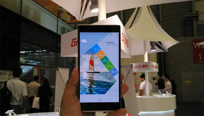 Gionee, Gionee smartphones, Gionee Elife E8, Gionee W900 flip phone, Gionee Elife E8 price, Gionee Elife E8 specs, Gionee Elife E8 specifications, Gionee Elife E8 features, Gionee Elife E8 Inida launch, Gionee Elife E8 launch, Gionee W900 flip phone price, Gionee W900 flip phone specs, Gionee W900 flip phone features, Gionee W900 flip phone specifications, Gionee W900 flip phone launch, Gionee W900 flip phone India launch, MWC Shanghai, technology news, tech news today, gadget news today, technology