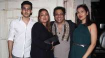 Govinda, wife Sunita watch Tina's 'Second Hand Husband'