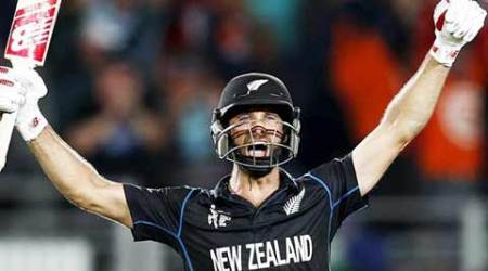 New Zealand hand Grant Elliott, Mitchell Santner central contracts