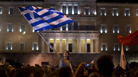 greece, greece referendum, greece crisis, greece referendum results, Eurozone, Eurozone greece, greece eurozone, greece vote, greece bailout, euro. euro economy, greece updates, greece economy, angela merkel, francois hollande, greece news, germany news, france news, world news, indian express