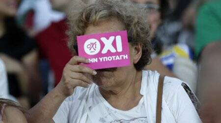 Greece votes for 'no' camp in referendum, Tsipras thanks Greeks for making 'brave choice'