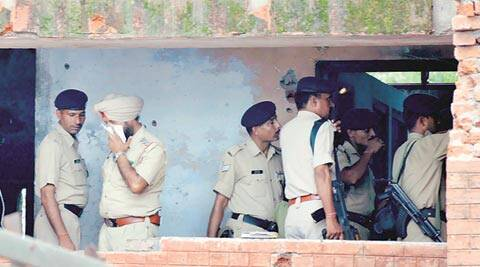 gurdaspur attack, gurdaspur terror attack, bombs near railways, Dinanagar, Ferozepur Railway Division, Railway Protection Force, india news, news