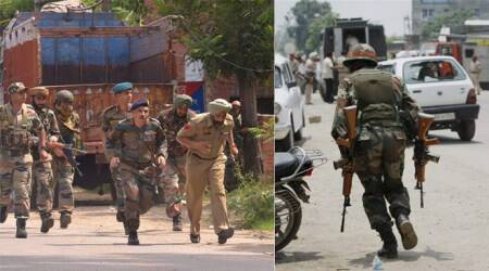 Gurdaspur terror attack: Armed terrorists strike at dawn along India-Pakistan border