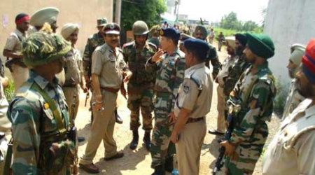 terror alert, suspicious activities, militants search operations, terrorist search operations, Punjab news, India news, latest news