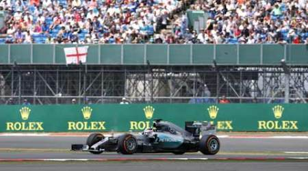 British GP: Hamilton to start from pole at home