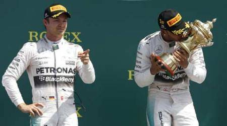 British Grand Prix, British GP, British F1, Lewis Hamilton, Hamilton, Nico Rosberg, Mercedes, Motor sports, f1 news, f1, sports news
