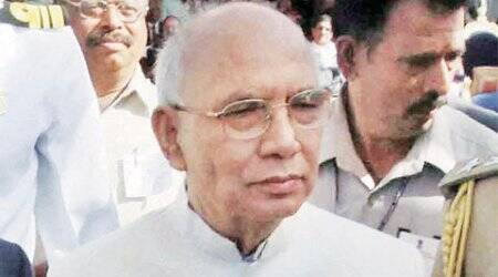 Hans Raj Bhardwaj slams his own party: Congress too weak to fight BJP