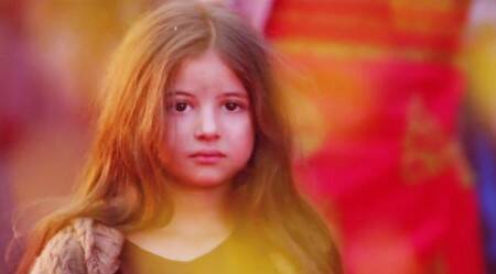 Watch: Harshaali with Kabir and Salman 'uncle'