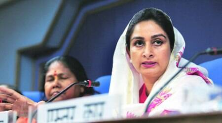 Pathankot encounter underway, Harsimrat Kaur congratulates security forces for 'ending operation'