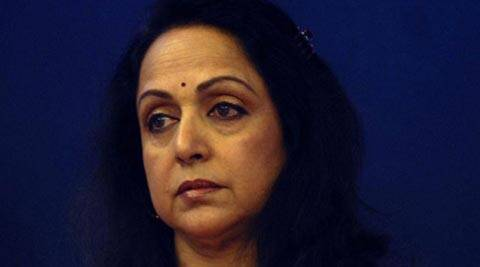 Hema Malini, hema malini accident, hema malini news, accident, Bharatiya Janata Party, hema malini car accident, hema malini injured, BJP MP hema malini, jaipur car accident