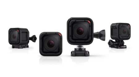 Hero4 Session: GoPro's Smallest, lightest camerayet