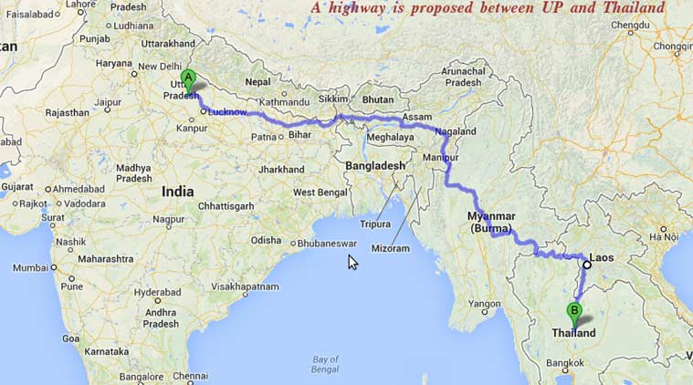 IMT highway, India-Myanmar-Thailand, Narendra Modi, Act East policy, Business news