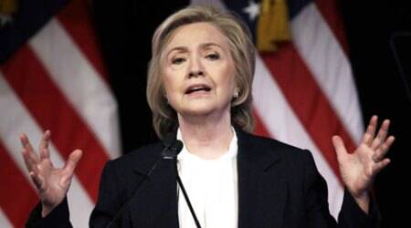 US Justice Deparment asked to probe Hillary Clinton's email use:Report