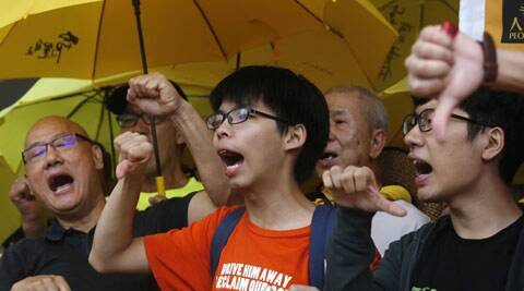Students in Hong Kong warn of erosion in academic freedom