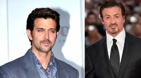 Hrithik Roshan thanks Sylvester Stallone for inspiring him