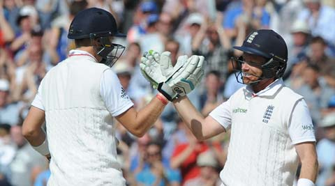 Ashes 2015: Twitter lavishes praise on Ian Bell