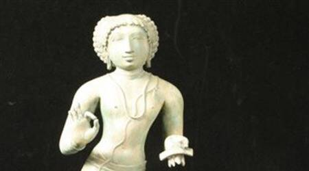 Ancient Indian idol recovered in New York by customsofficials