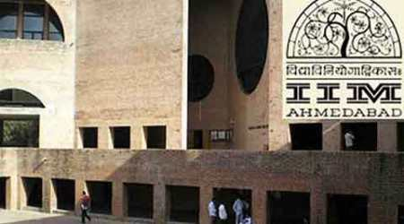 IIM ahmedabad, IIMA, IIMA alumni fund, IIMA corporate funding, gujarat, gujarat news, indian express, india news