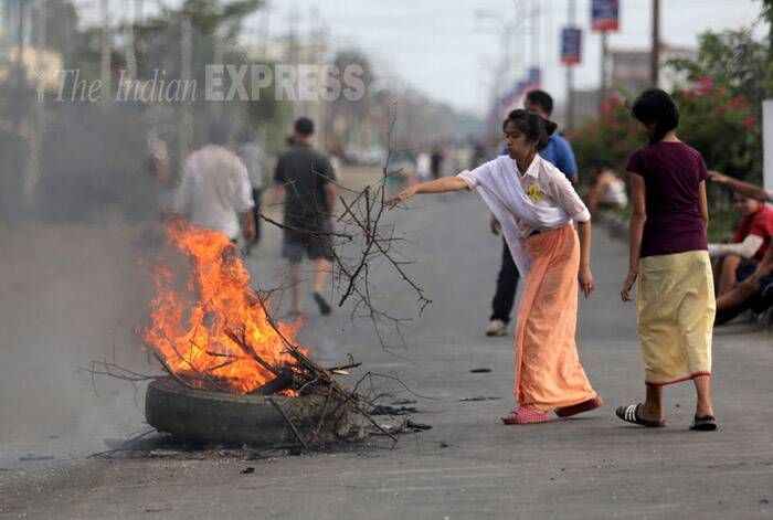 Manipur, Manipur Protests, Manipur Curfew, Manipur News, Imphal Protest, Imphal Curfew, Imphal News, Inner Line Permit, India News