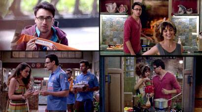 Shades of Imran Khan in 'Katti Batti'