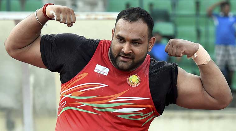 Athletics India, India Athletics, Inderjeet Singh, Inderjeet Singh India, Inderjeet Singh shot put, shot put, Athletics, Athletics news