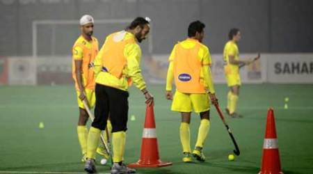 India mens hockey, india hockey team, india hockey squad, hockey india, sardar singh, roelant oltmans, oltmans india hockey, hockey news, hockey