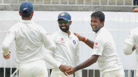 Australia 'A' sniff win after another India 'A' batting failure